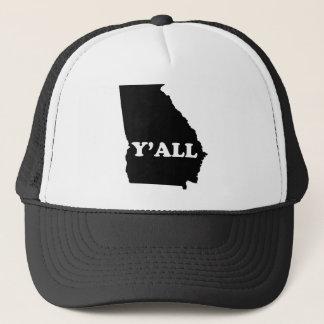 Georgia Yall Trucker Hat