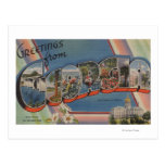 GeorgiaLarge Letter ScenesGeorgia Post Cards