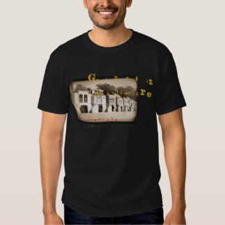 Georgian Architecture - It's everywhere T-shirts