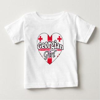 Georgian Girl Baby T-Shirt