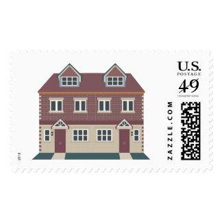 Georgian House Postage
