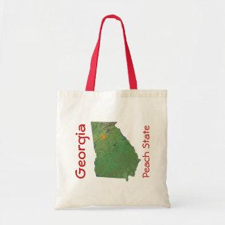Georgian Map Bag
