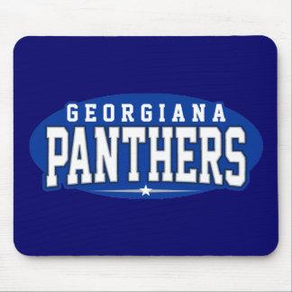 Georgiana High School; Panthers Mouse Pad