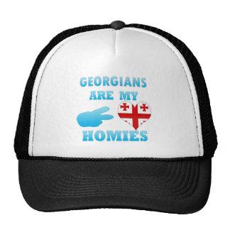Georgians es mi Homies Gorras De Camionero