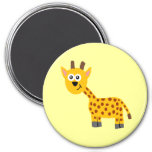 Georgie el imán de la jirafa