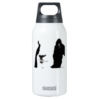 Georgie Goat Insulated Water Bottle