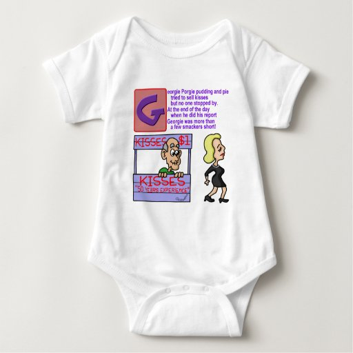 Georgie Porgie T Shirt