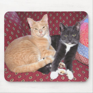 Georgie y cojín de ratón de Bob del Dingo Tapete De Raton