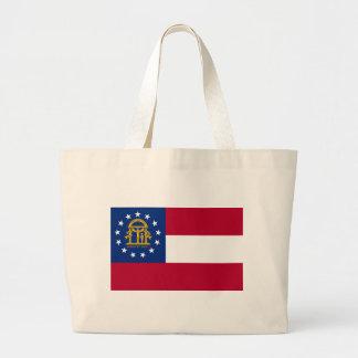 Georiga State Flag bag