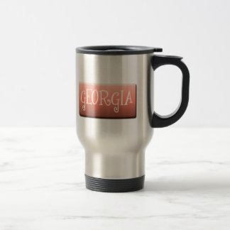 Georiga Travel Mug