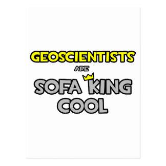 Geoscientists Are Sofa King Cool Postcard