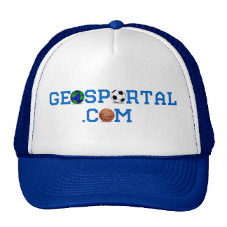 GEOSPORTAL GORROS BORDADOS