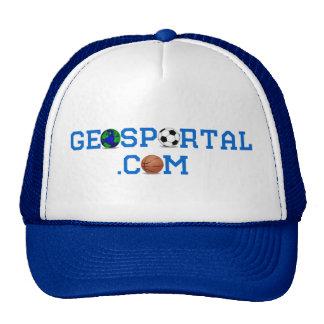 GEOSPORTAL TRUCKER HAT