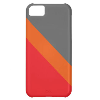 GEOSTRIPS Peachy iPhone 5C Cases