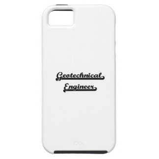 Geotechnical Engineer Classic Job Design iPhone 5 Covers