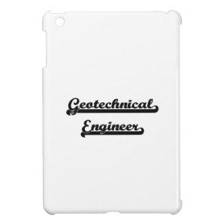 Geotechnical Engineer Classic Job Design iPad Mini Cases