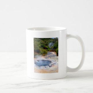 Geothermal Activity near Rotorua, New Zealand Coffee Mug