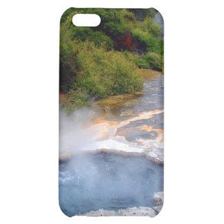 Geothermal Activity near Rotorua, New Zealand iPhone 5C Cases