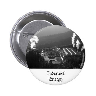Geothermal instalations 2 inch round button