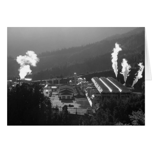 Geothermal instalations card
