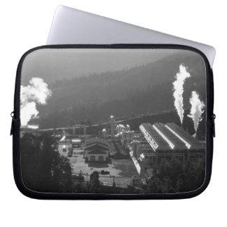 Geothermal instalations computer sleeve