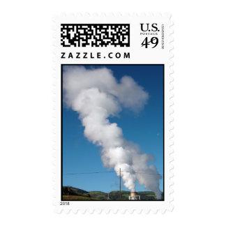 Geothermal instalations postage