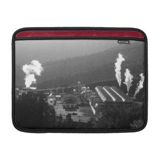 Geothermal instalations sleeve for MacBook air