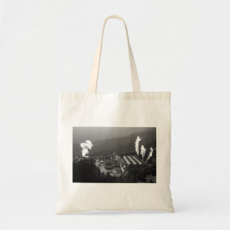 Geothermal instalations tote bag