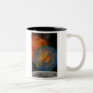 Geothermal Two-Tone Coffee Mug
