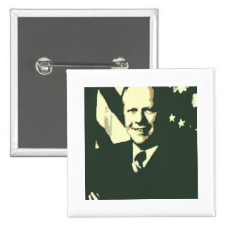 Gerald Ford Button