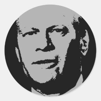 Gerald Ford Classic Round Sticker