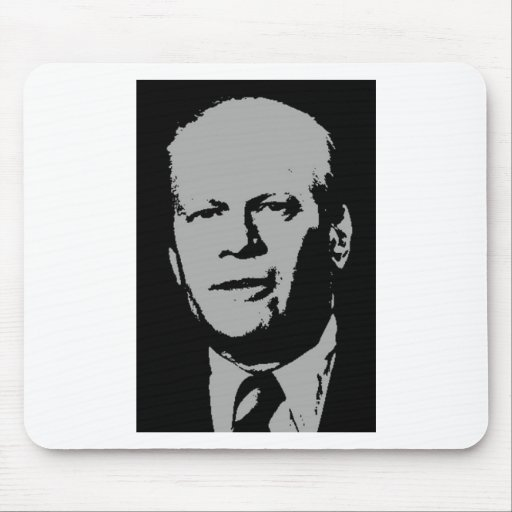 Gerald Ford Mouse Pad