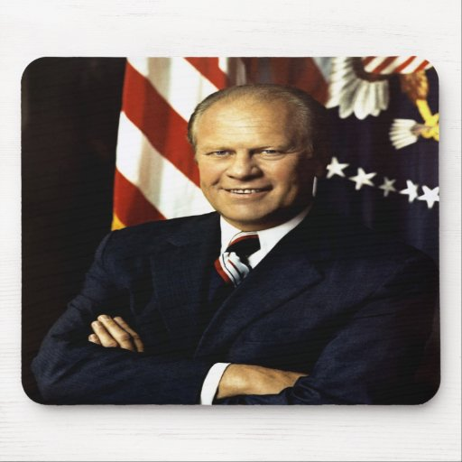 Gerald Ford Mousepads