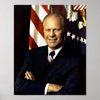 Gerald Ford Póster