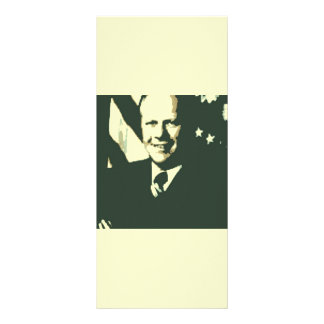 Gerald Ford Rack Card