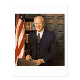 Gerald Ford Tarjetas Postales
