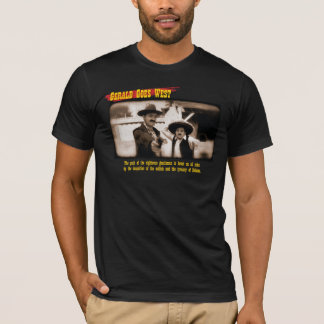 Gerald Goes West - Pulp Fiction T-Shirt