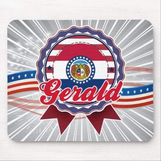 Gerald, MO Mouse Pad