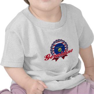 Geraldine, TA Camiseta