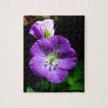 Geranio salvaje hermoso puzzles con fotos