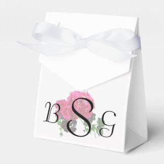 Geranios agraciados que casan productos cajas para regalos de fiestas
