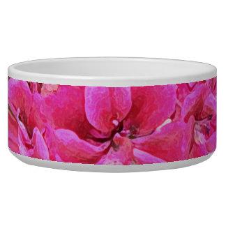 Geranium Bloom Bowl