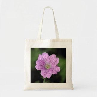Geranium Endressii Tote Bag