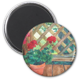 Geranium (Gardener's) Magnet
