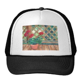Geranium (Gardener's) Trucker Hat