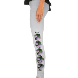 Geranium Legging