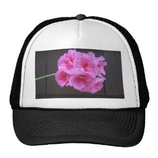 Geranium Pink Trucker Hat