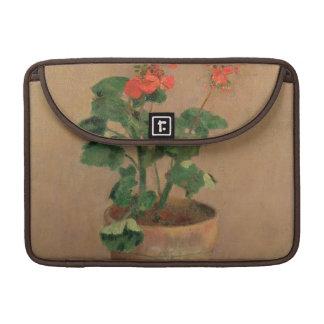 Geraniums in a Pot, c.1905 (oil on canvas) MacBook Pro Sleeve