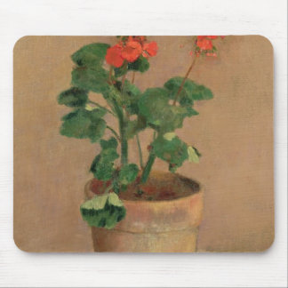 Geraniums in a Pot, c.1905 (oil on canvas) Mouse Pad