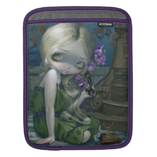 """Geraniums"" iPad Sleeve"